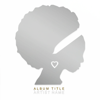 Afrocentric/African style iTunes/Soundcloud/Spotify ready album cover, also perfect for CD and Vinyl music releases
