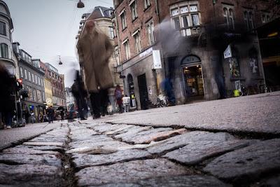 Ejercicios para mejorar en Fotografía - 01 - Movimiento difuso