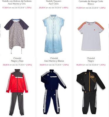 ropa barata adidas