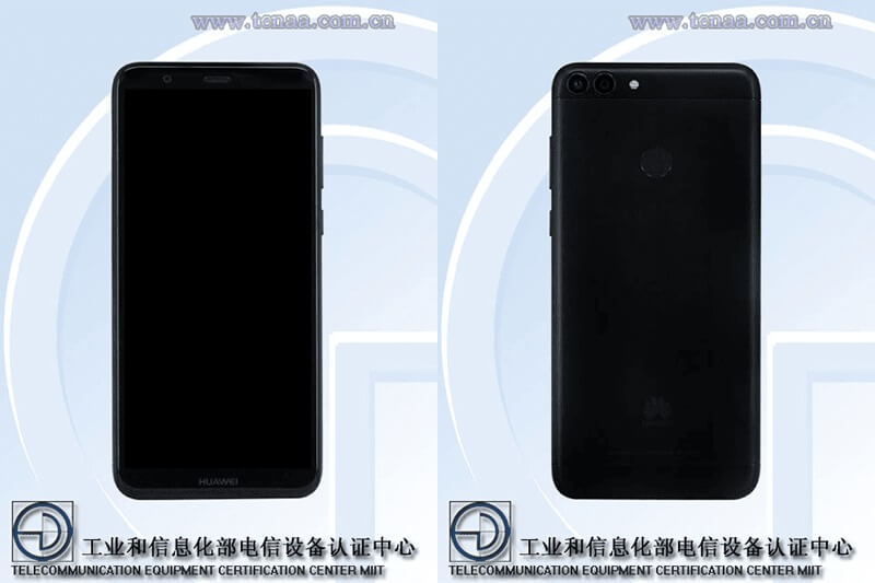 Huawei Enjoy 7S Spotted on TENAA; Features 18:9 FullView Screen