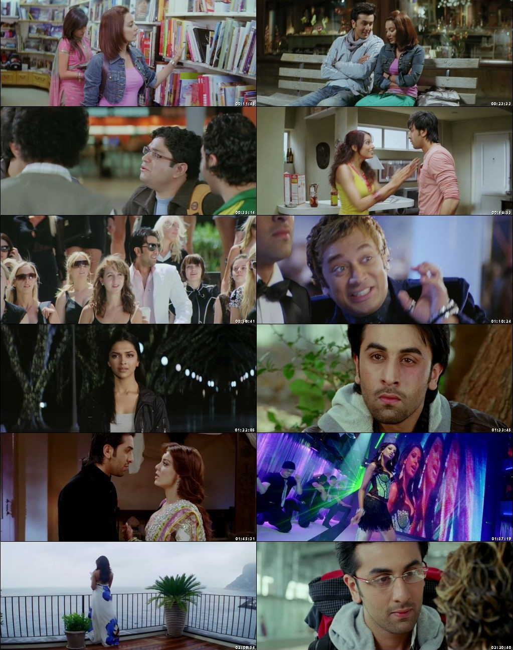 Bachna Ae Haseeno 2008 Full Hindi Movie Online Watch