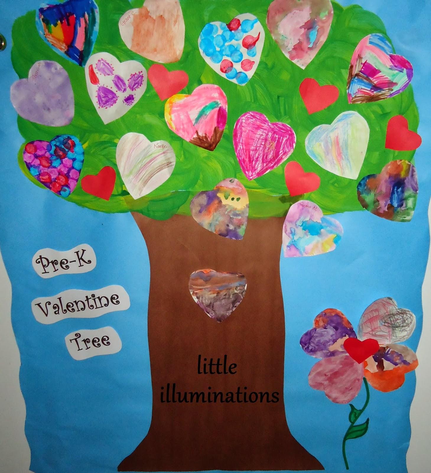 Little Illuminations Valentine S Day Bulletin Boards