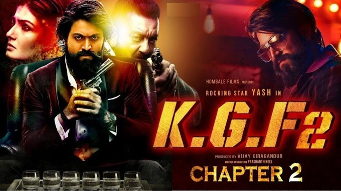 KGF 2 Full Hd Movie Download in hindi 720p,1080p|Yash, Sanjay Dutt