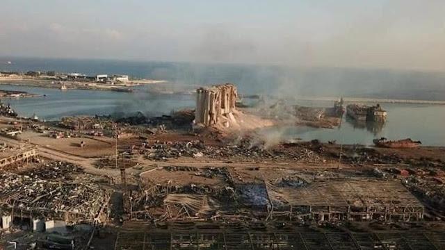 Η έκρηξη στη Βηρυτό αλλάζει την όψη της Μέσης Ανατολής