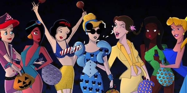 Vì vậy, chúng ta hãy cùng xem lại những nàng công chúa của Disney giống với  cung hoàng đạo của bạn không nhé!