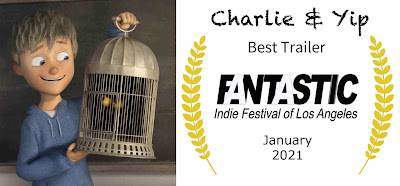 Charlie and Yip Best Trailer at Fantastic Fest