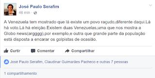 JOSÉ PAULO SERAFIM E A DEFESA DO INDEFENSÁVEL