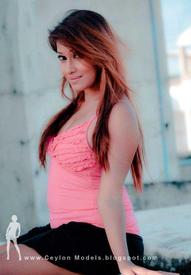 Fallon Michelle hot back girl sri lanka