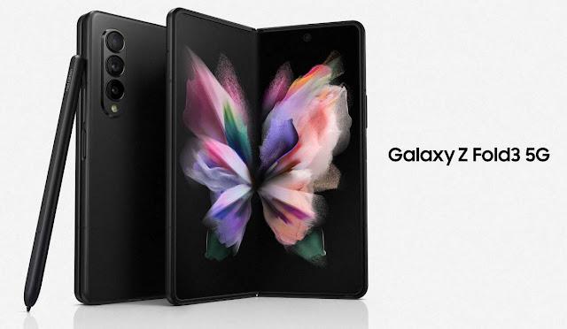 مؤتمر Galaxy Unpacked : الإعلان عن الهاتف القابل للطي جالكسي زد فولد 3 Galaxy Z Fold 3