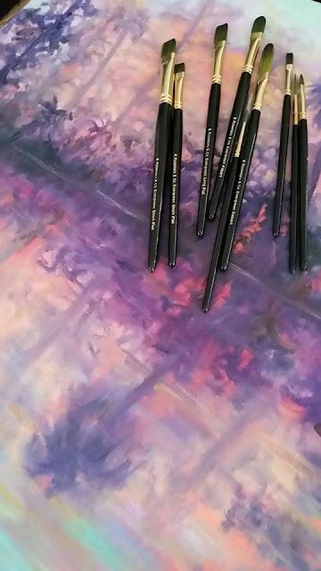 Rosemary Brushes