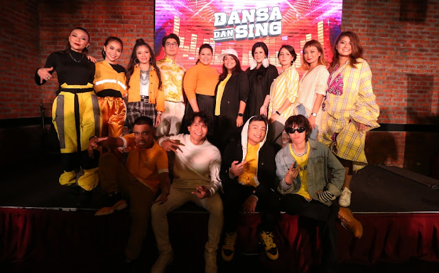 Program Dansa Dan Sing