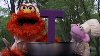 Murray and Ovejita, Alphabet Cookoff letter T, Sesame Street Episode 4322 Rocco's Playdate season 43