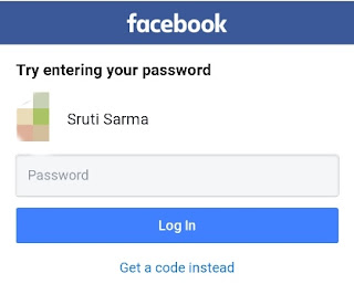 Facebook account hacked how to recover