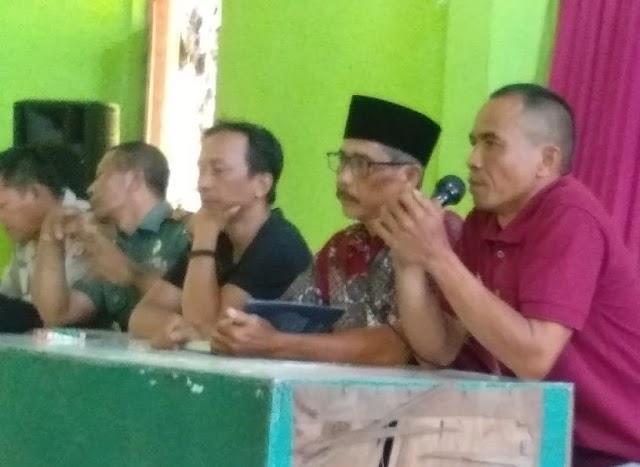 Melalui Musyawarah Desa, Pendi Resmi Mundur dari Jabatan Kaur Umum