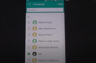 cara mengirim sinyal sos di google maps