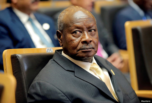 Yoweri Museven
