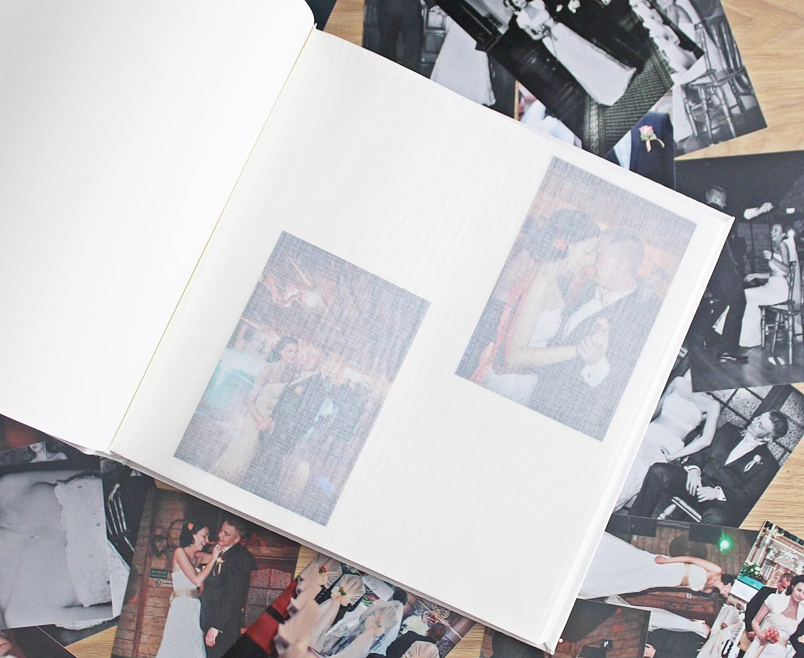 ślubny album do zdjęć