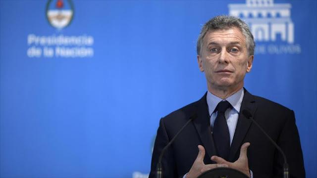 Encuesta: Gobierno de Macri favorece a clases más altas