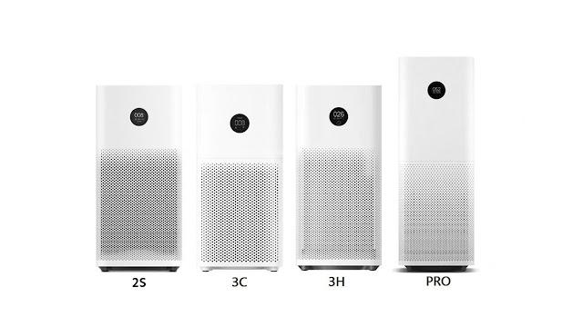 Smart Home Air Purifier