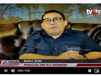 """Menkominfo Diminta Segera Dipecat gegara """"Hoax, ya Hoax!"""", Fadli Zon: Bukan Cerminan Demokrasi"""