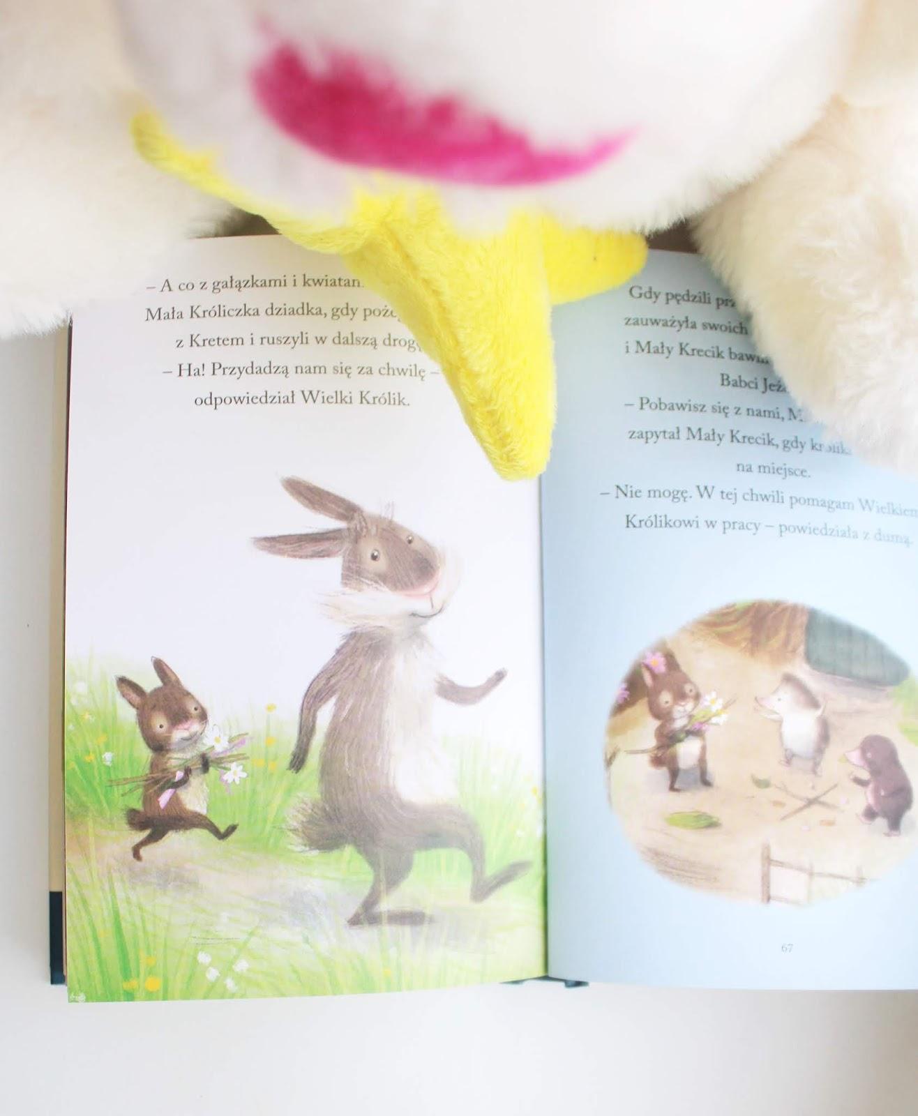 wielki dzień małej króliczki