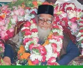 ইমামে আহলে সুন্নত  আল্লামা  নুরুল ইসলাম হাশেমীর মৃত্যু, চট্টগ্রামে শোকের ছায়া