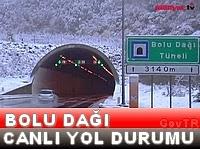 bolu+dağı+yol+durumu
