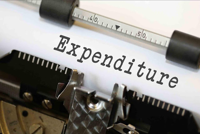 Statement of expenditure
