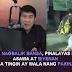WATCH: OFW NA BUMALIK NG BANSA, TINGIN NG ASAWA AT BIYENAN WALA NANG PAKINABANG