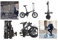 crowdfunding kleines leichtes klappbares ebike electro fahrrad