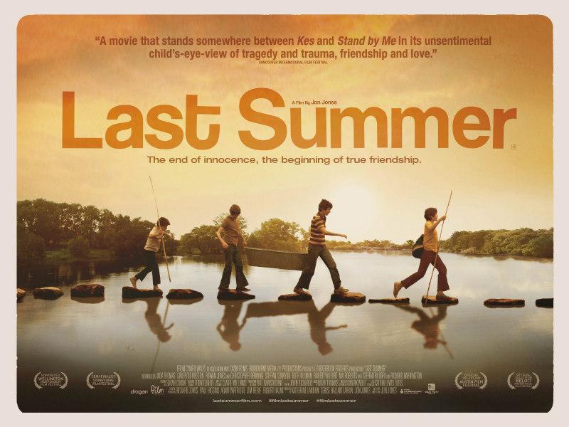last summer poster
