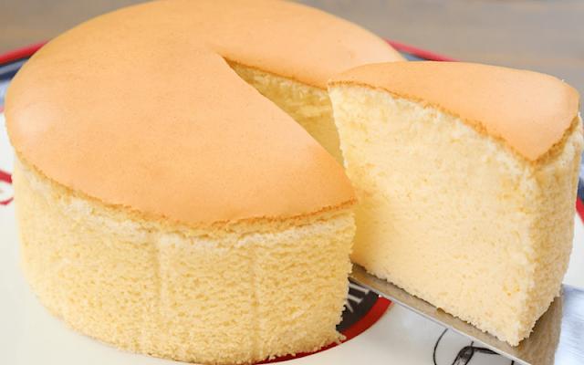 طريقة عمل الكيكة اليابانية الشهيرة باسهل طريقة وأقل مقادير