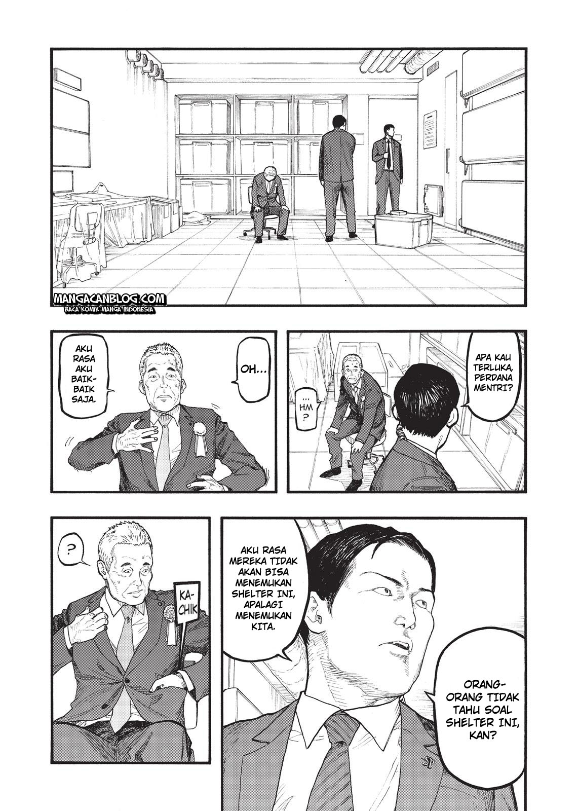 Ajin Chapter 55-22