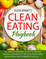 Clean Eating Playbook Cover
