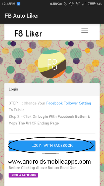 apental fb auto liker app download