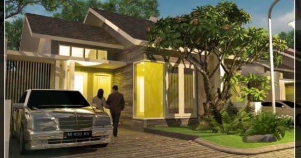 kumpul inspirasi 33 contoh gambar desain rumah minimalis