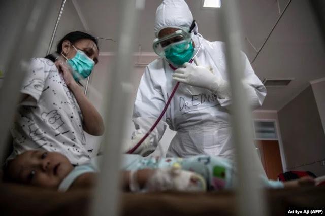 Ahli Epidemiologi: Masuknya Varian Delta dari India Mengerikan