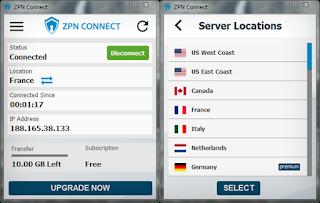 تطبيقات VPN مدفوعة لحل مشكل توقف IPTV في الدول العربية