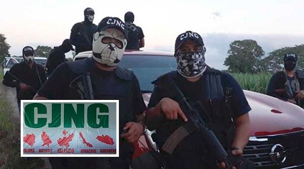 """Sicarios del CJNG anuncian su llegada a Naucalpan para """"hacer una limpia"""""""