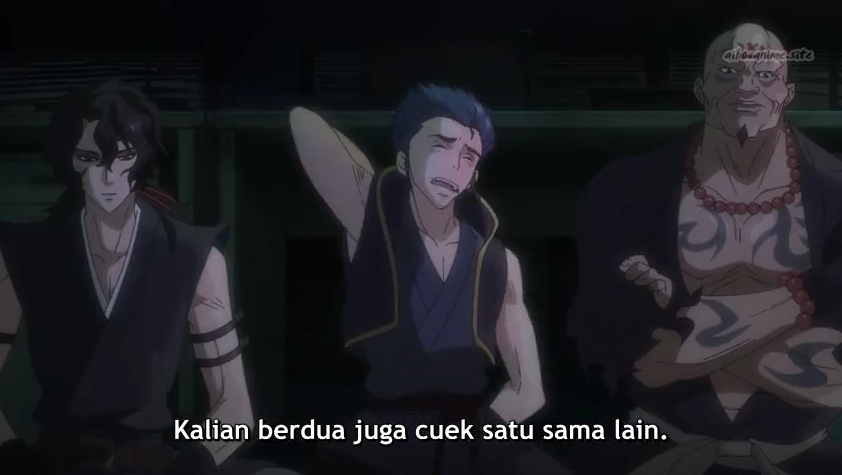 Gibiate Episode 03 Subtitle Indonesia