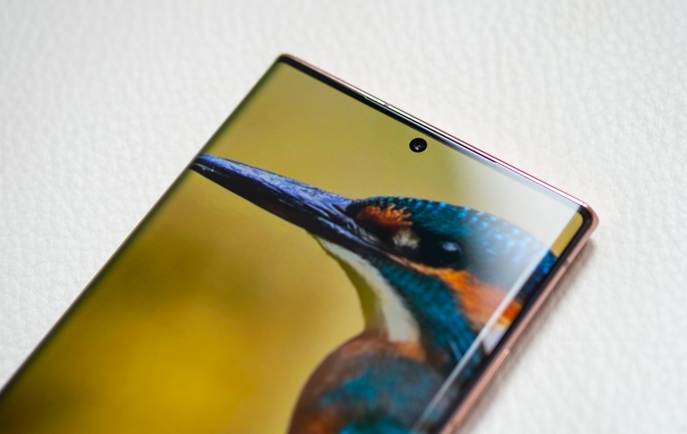 Kualitas Layar Samsung Galaxy Note 20