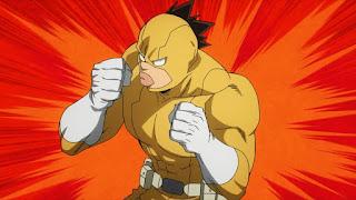 ヒロアカ | 砂藤力道 | Sato Rikido | 僕のヒーローアカデミア アニメ | My Hero Academia | Hello Anime !