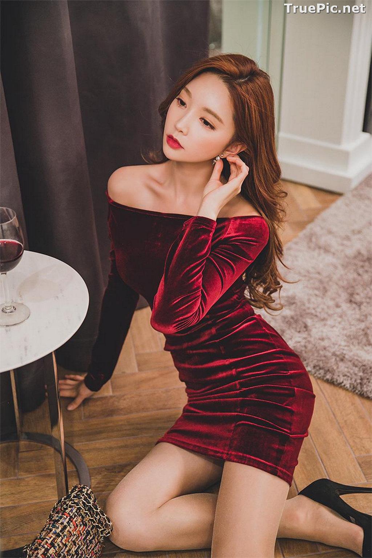 Image Korean Beautiful Model – Park Soo Yeon – Fashion Photography #12 - TruePic.net - Picture-36