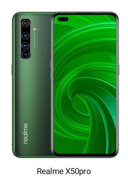 Realme 5g mobile