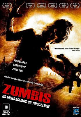 Zumbis: Os Mensageiros do Apocalipse - DVDRip Dual Áudio