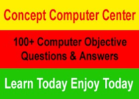 100+ Computer Fundamental Objective Questions & Answers