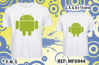 Tal Pai Tal Filho Camisetas Personalizadas Android
