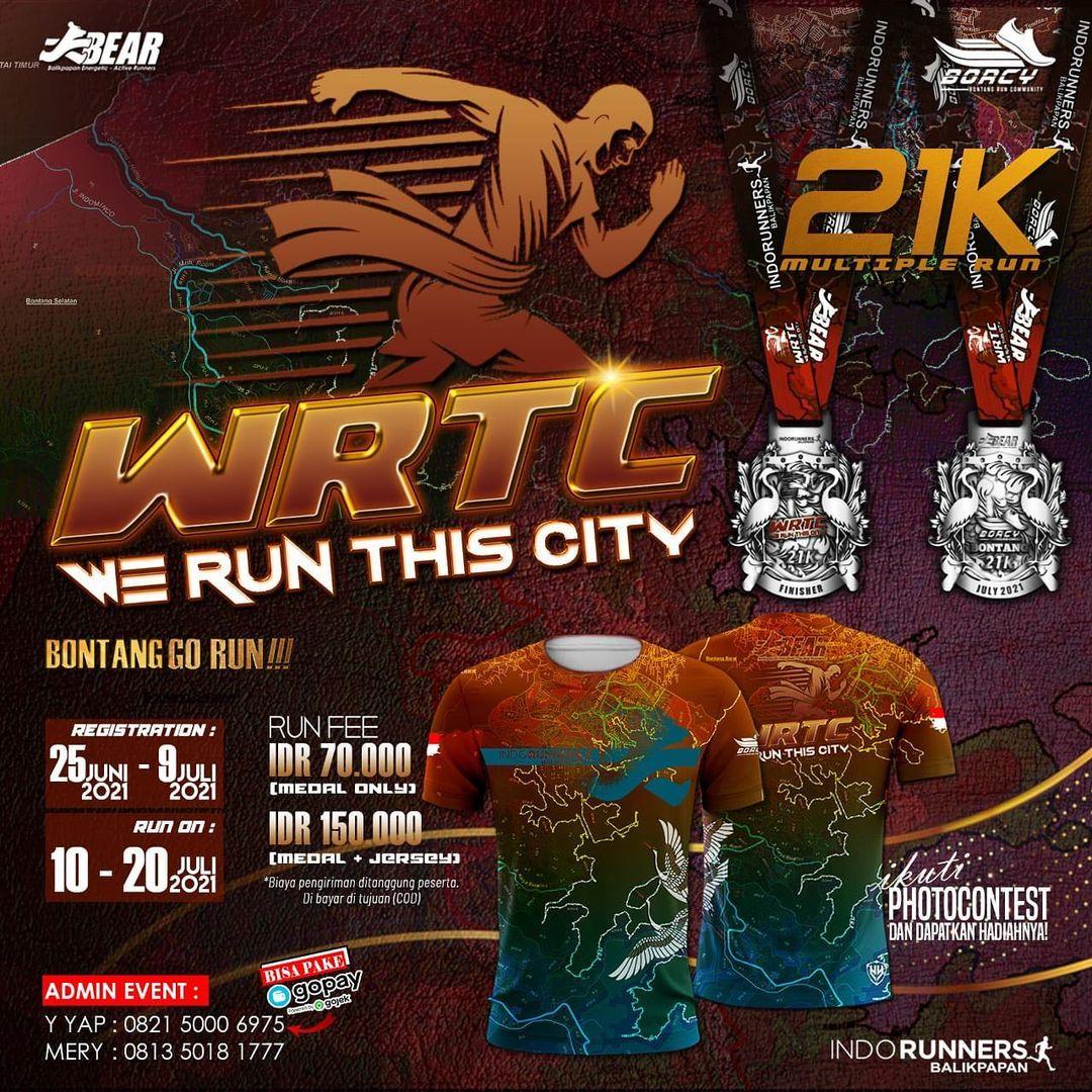 We Run This City - Bontang Edition • 2021