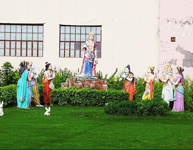Prem Mandir photo download