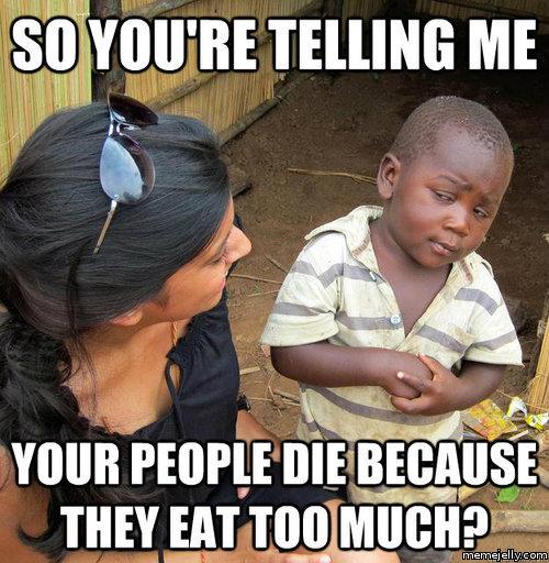 Obesity meme
